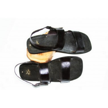 Double Strap with Buckle
