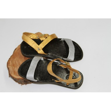 Kids Buckle Sandal